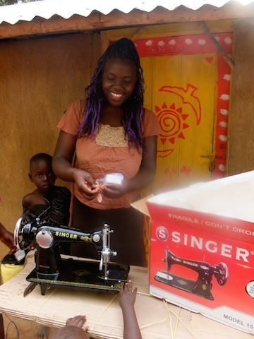Sustainable Sewing Business